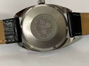 Image of RARE OMEGA SEAMASTER 120m AUTOMATIC MENS WATCH Ref. 166.027-CAL 562