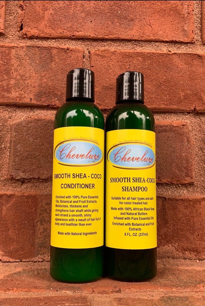 Image of Smooth Shea Coco Shampoo & Conditioner