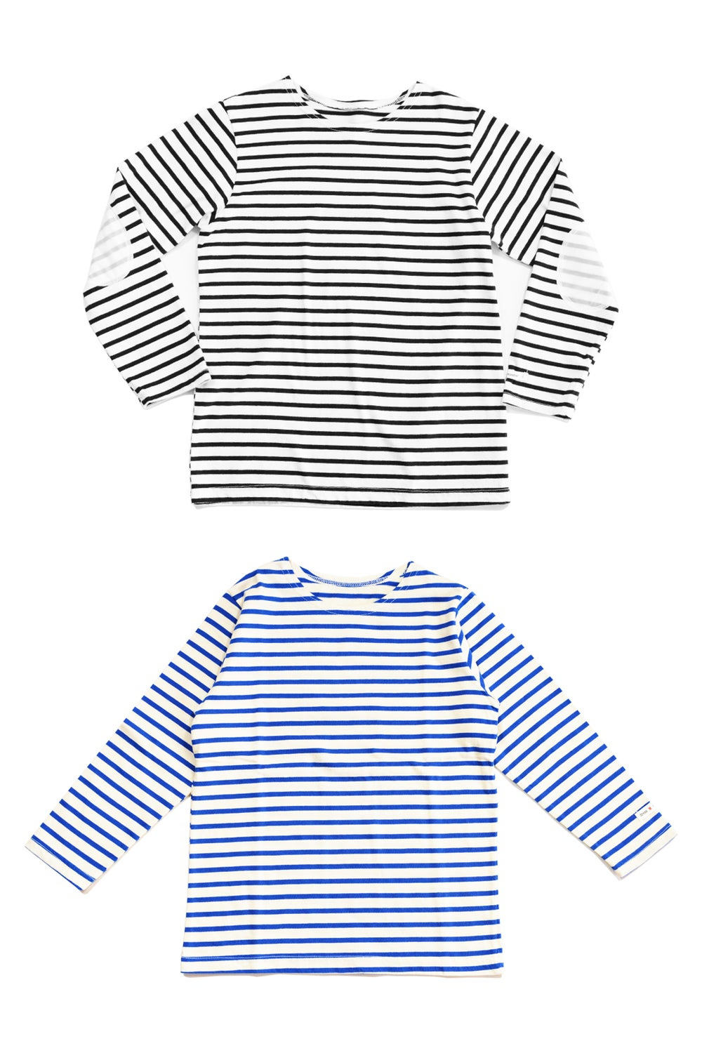 Kids Stripe Long Leeves T-Shirts
