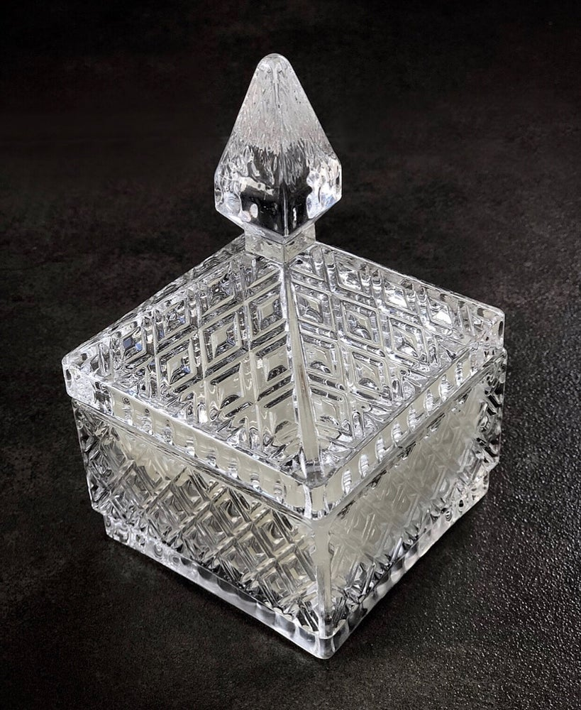 Image of ROYAL DIAMOND CRYSTAL CANDLE