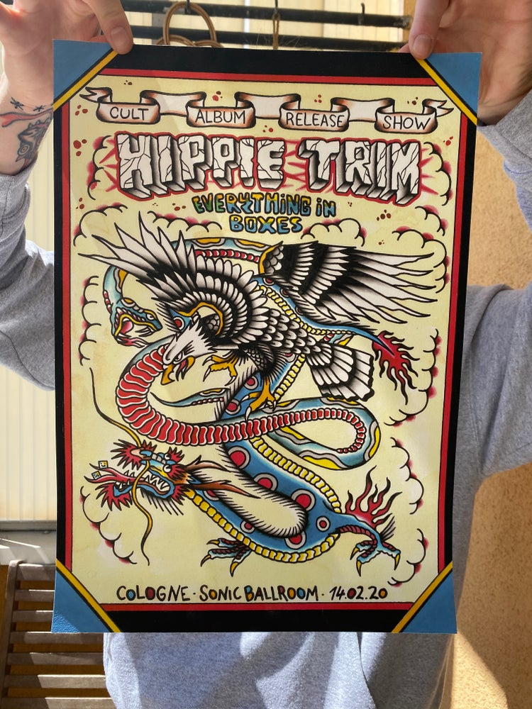 Image of RELEASE SHOW PRINT