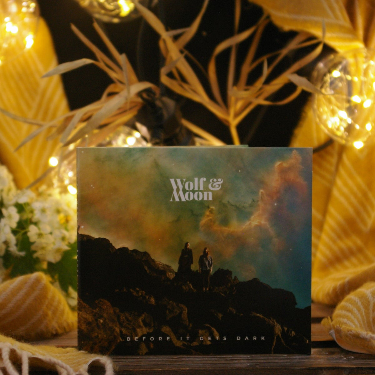 Wolf & Moon - Before It Gets Dark - LP CD