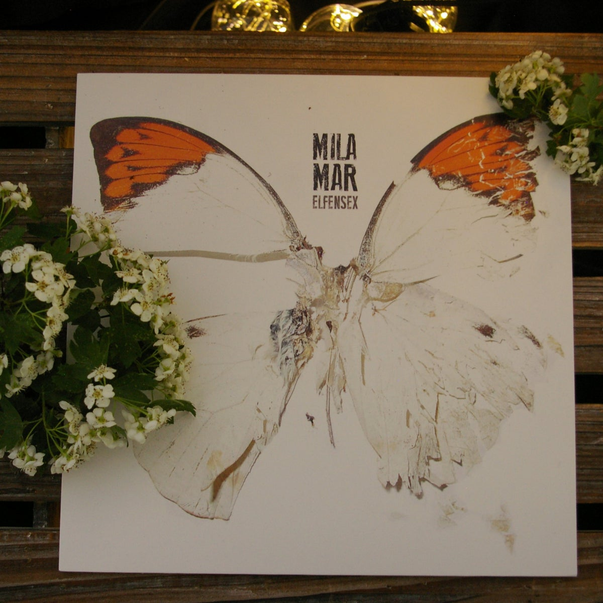 Mila Mar - Elfensex - LP Vinyl