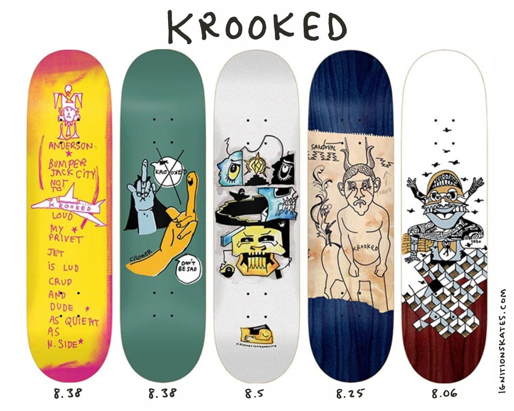 Image of KROOKED