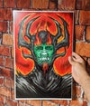 Prince Of Darkness - Print