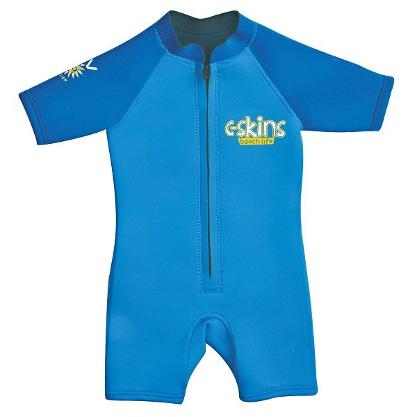 Image of C-Skins Baby Shorty Blue