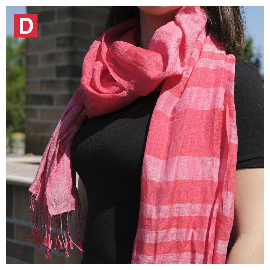 Image of Sciarpe in seta   Silk scarves