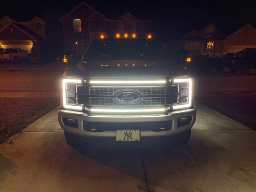 Image of 2017-19 Platinum LED Accent Bars(Gen 2)