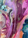 Wildly ambitious - Huge colourful abstract art