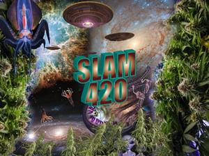 Image of SLAM 420 -PROMO2020