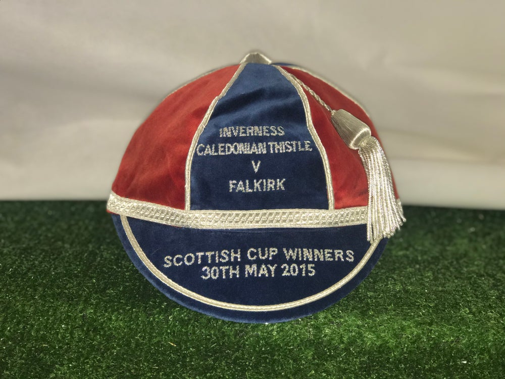 Image of Inverness Caledonian Thistle - 2015 Scottish Cup Winners