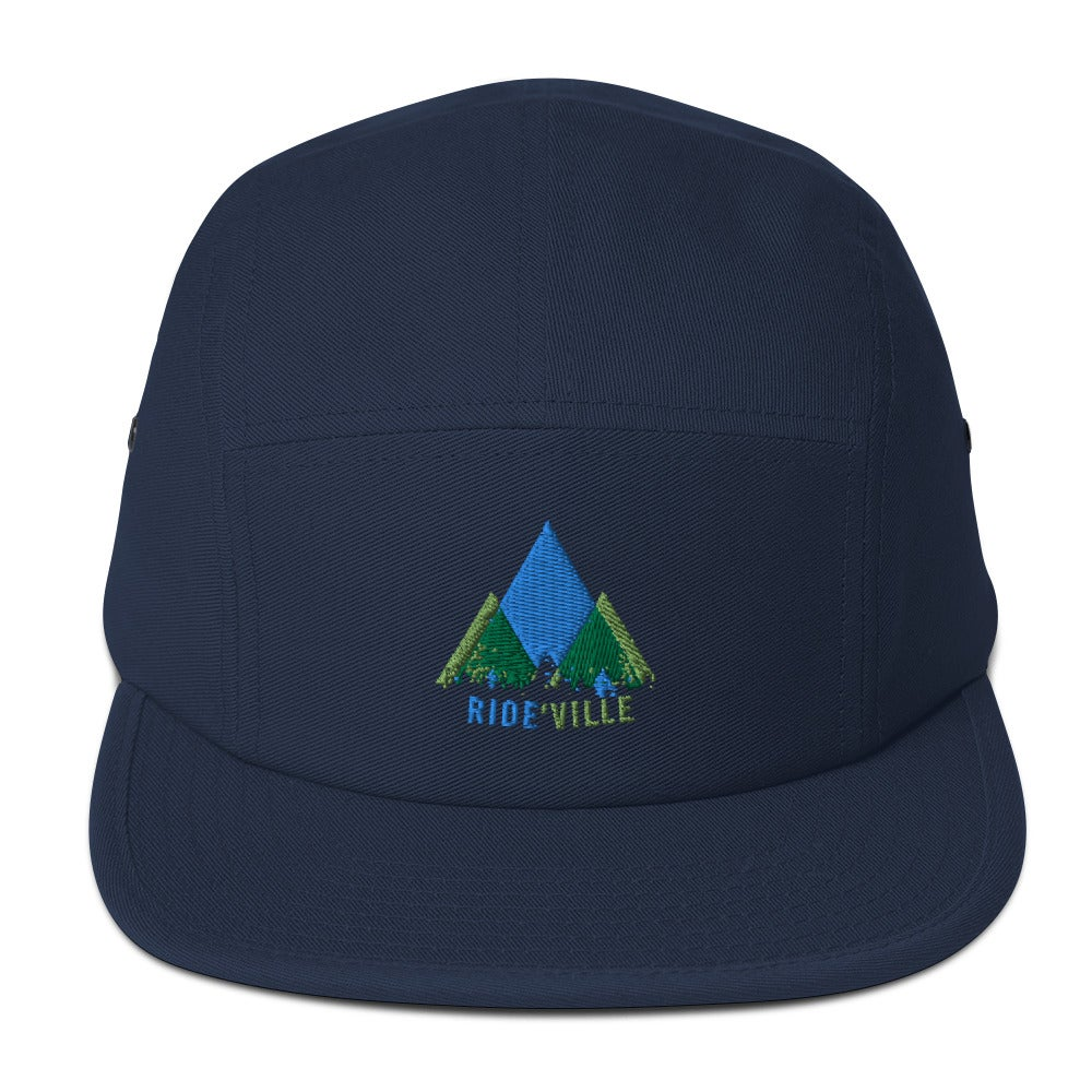 Ride 'Ville Five Panel Cap