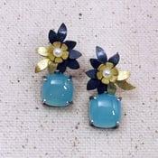 Image of Joyful Blue Earrings