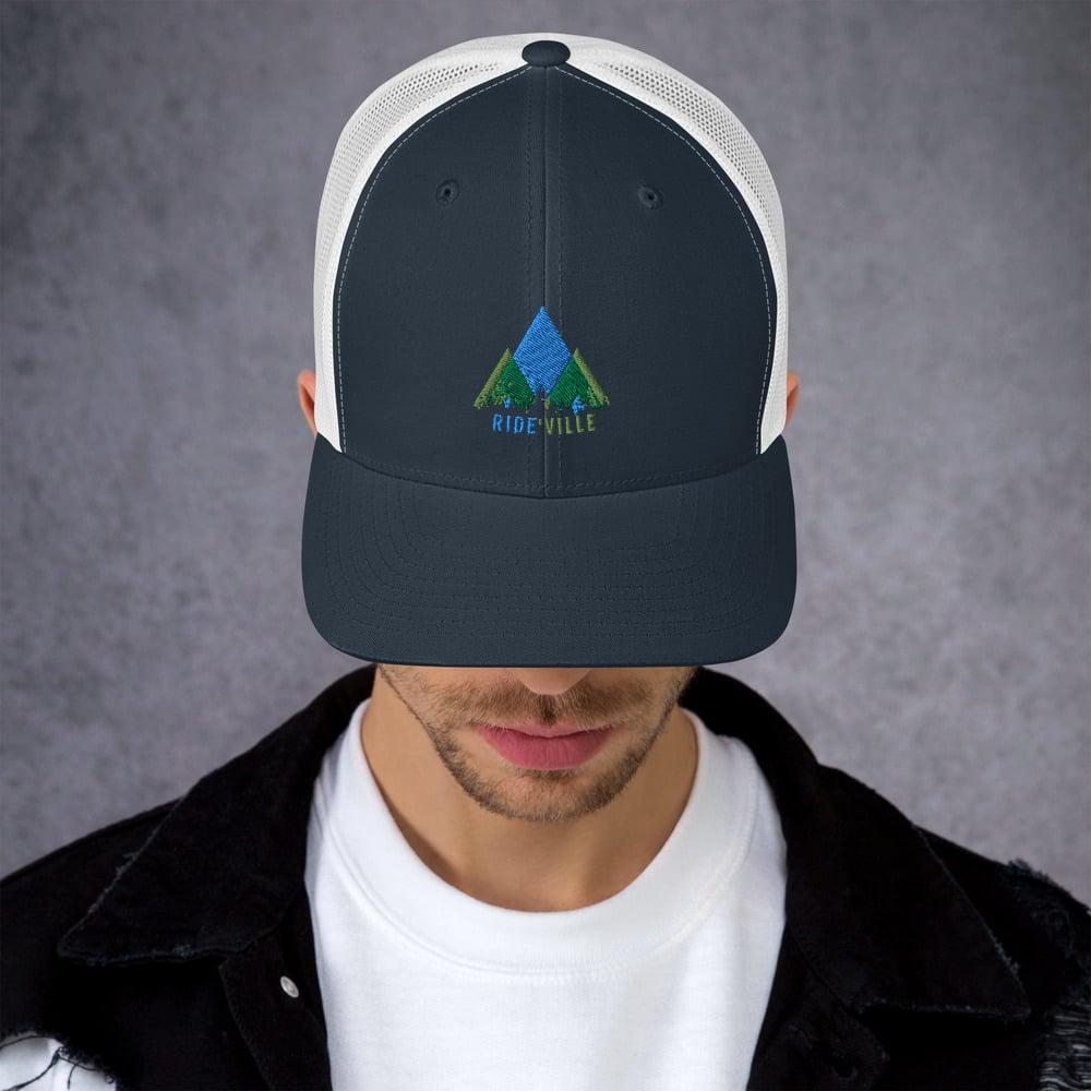 Ride 'Ville Trucker Cap