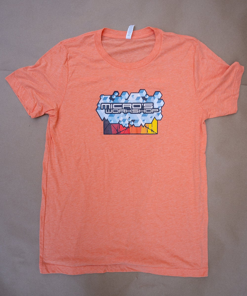 Image of Orange MW Tee