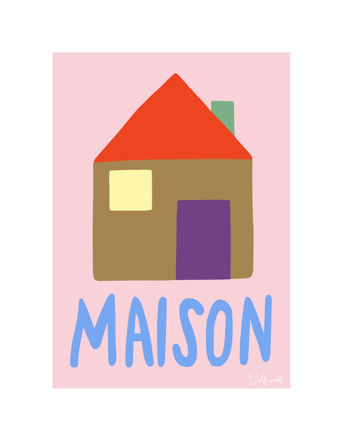 Image of MAISON NEW