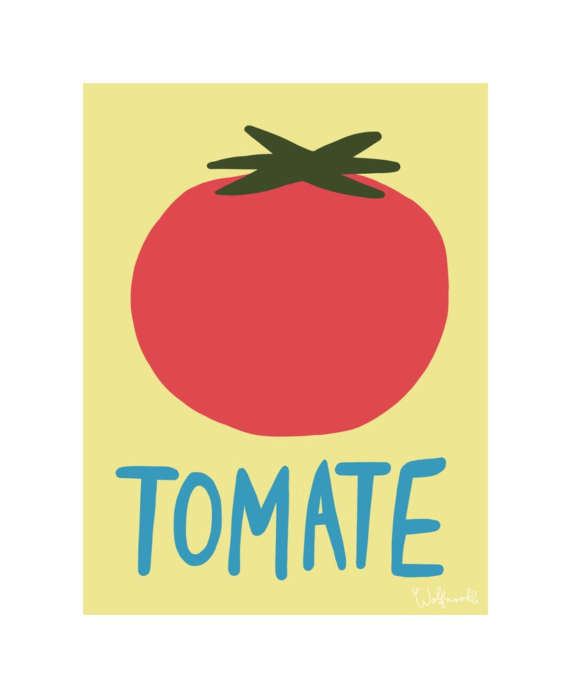 Image of TOMATE