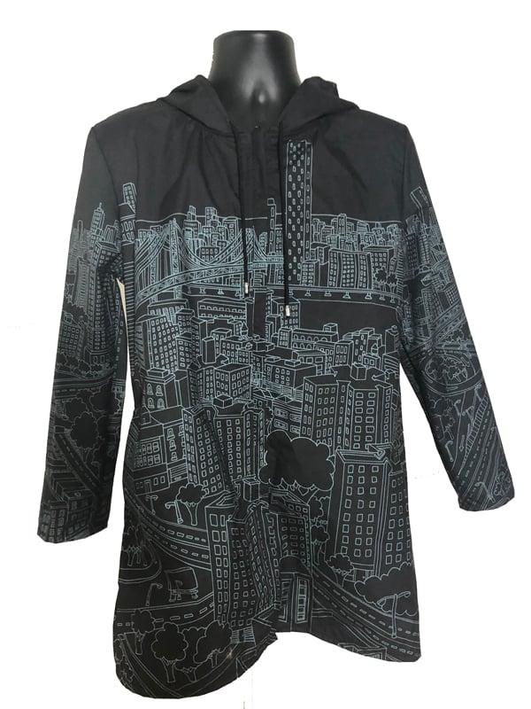Image of Ashes57 Rain Coat