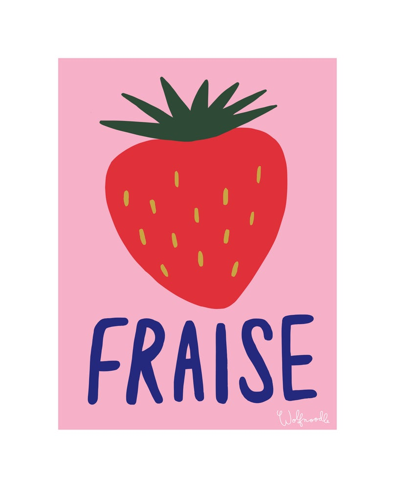 Image of FRAISE
