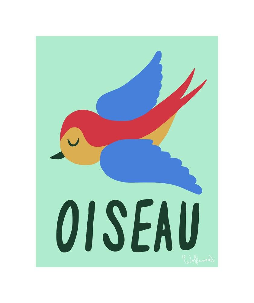 Image of OUSEAU