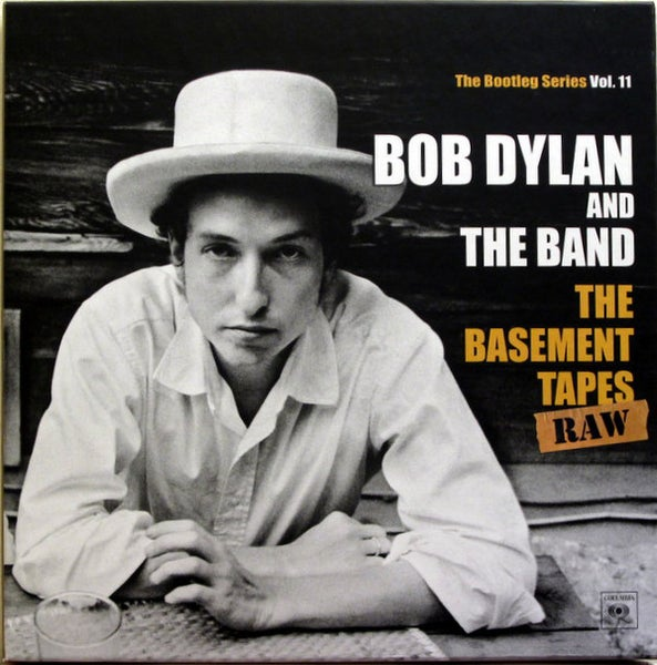 Image of Bob Dylan & the Band - Basement Tapes Raw VINYL BOX