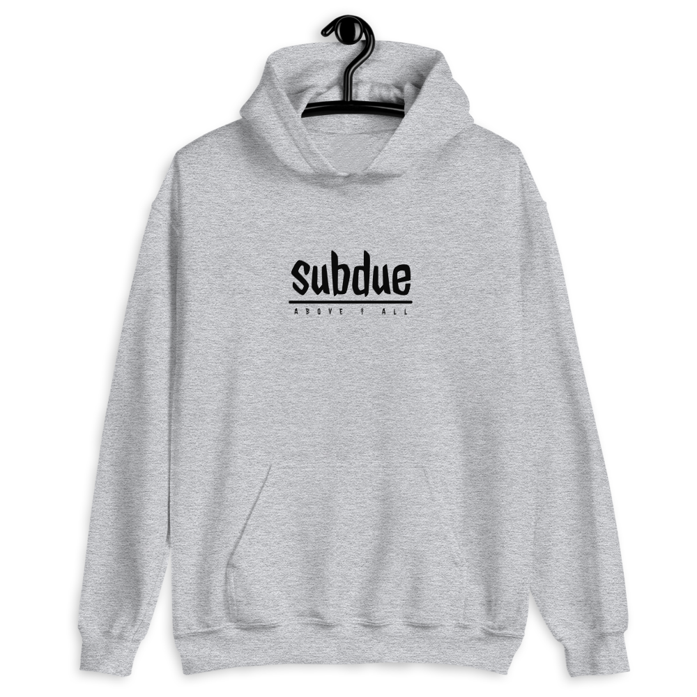 ABOVE ALL HOODIE
