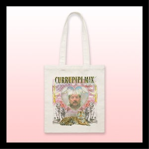 Image of Tote bag CURRUPIPI KING