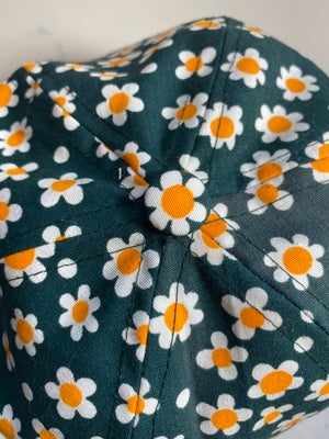 Image of Daisys on green
