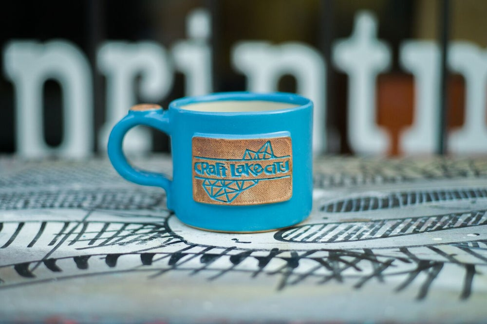 Image of Thrown Mug