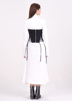 Image of SAMPLE SALE - Lace Up Corset Belt