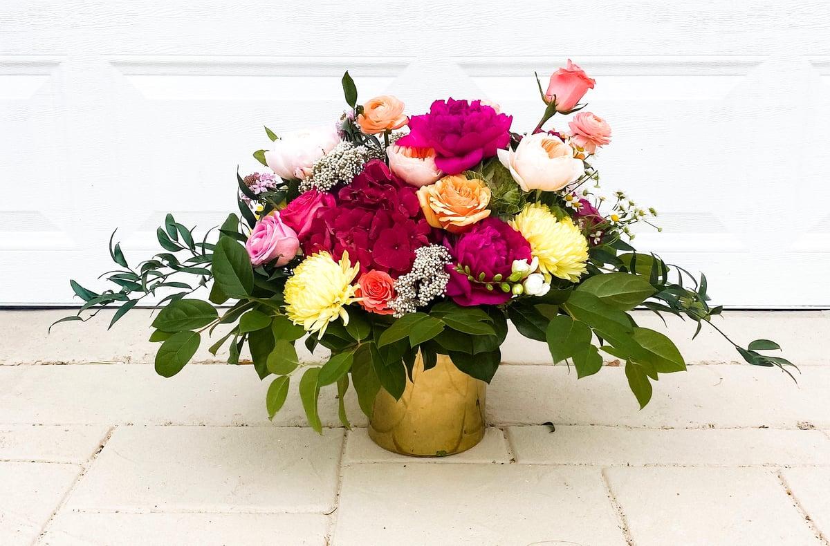 Large Bloom Arrangement