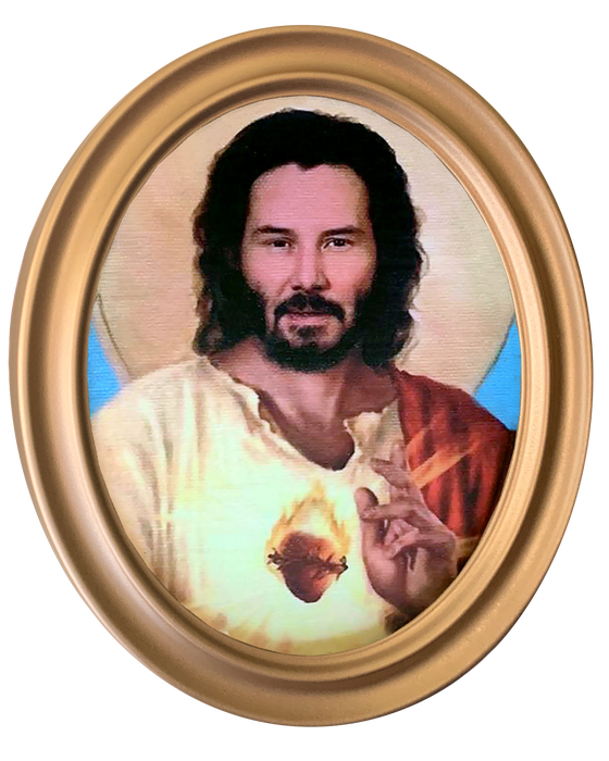 Image of SAVED BY KEANU