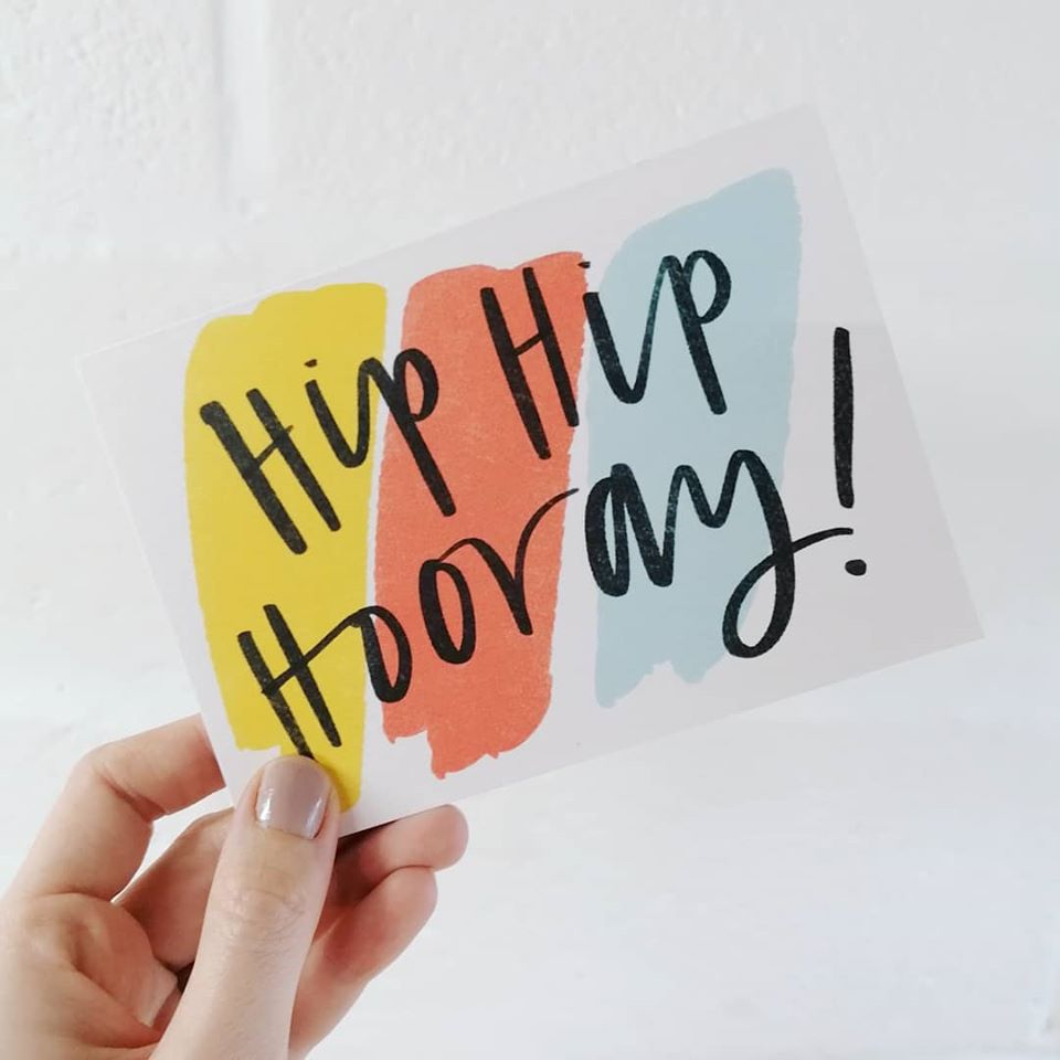Image of Hip Hip Hooray!