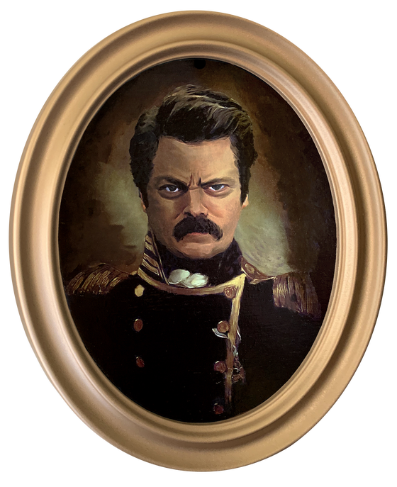 Image of COLONEL SWANSON