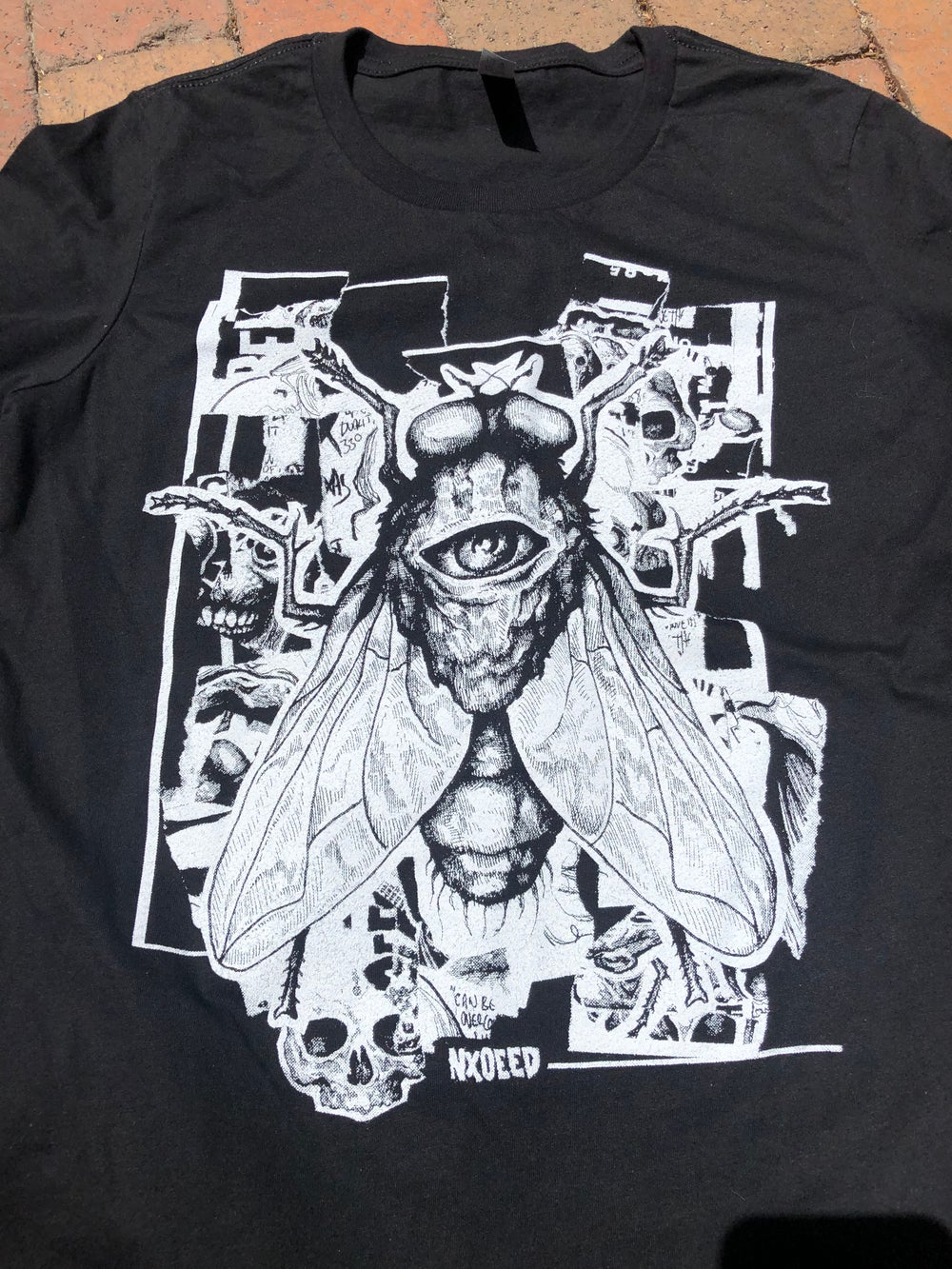 NXOEED shirt (MEN & LADIES CUTS)