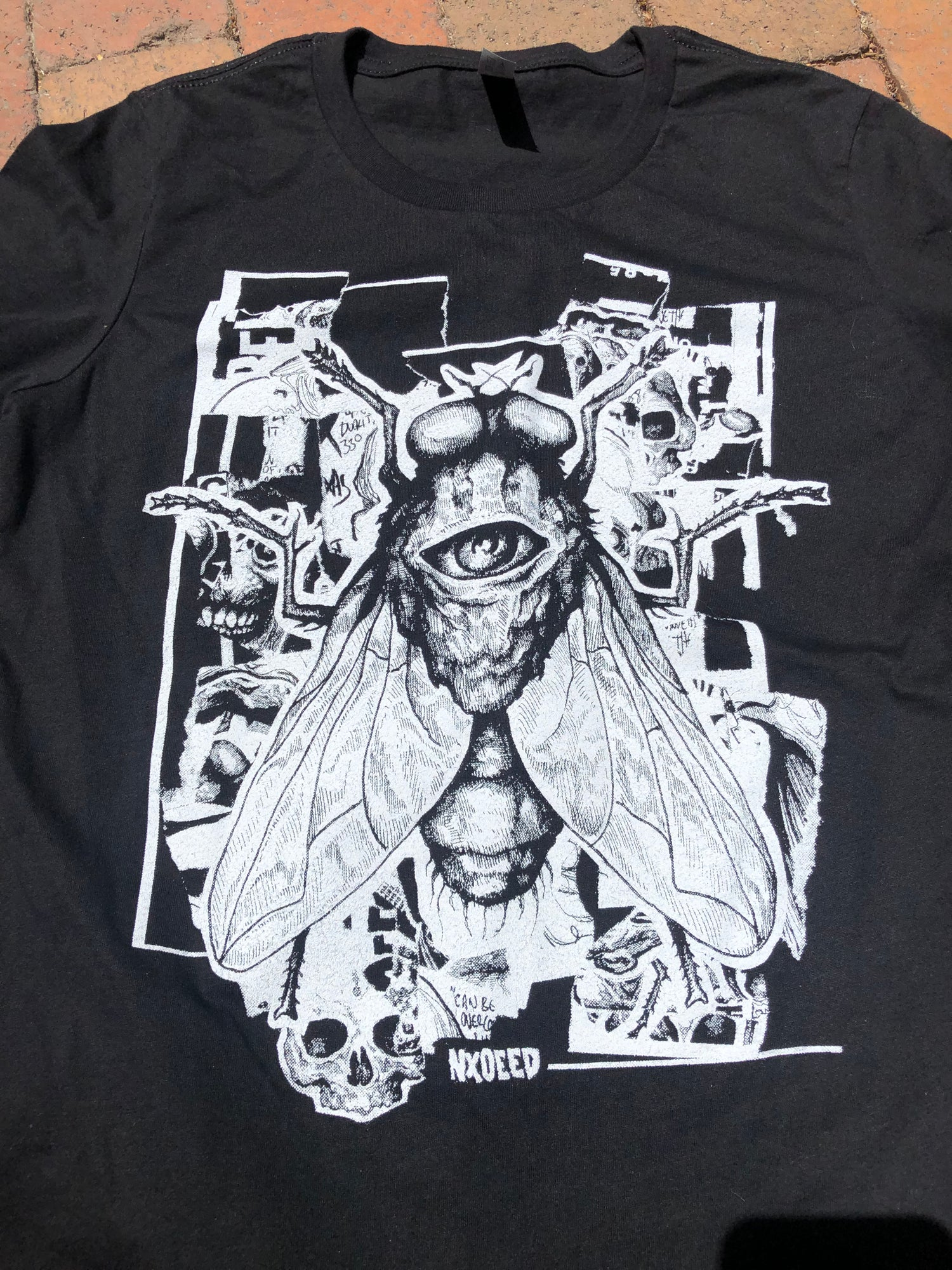 Image of NXOEED shirt (MEN & LADIES CUTS)