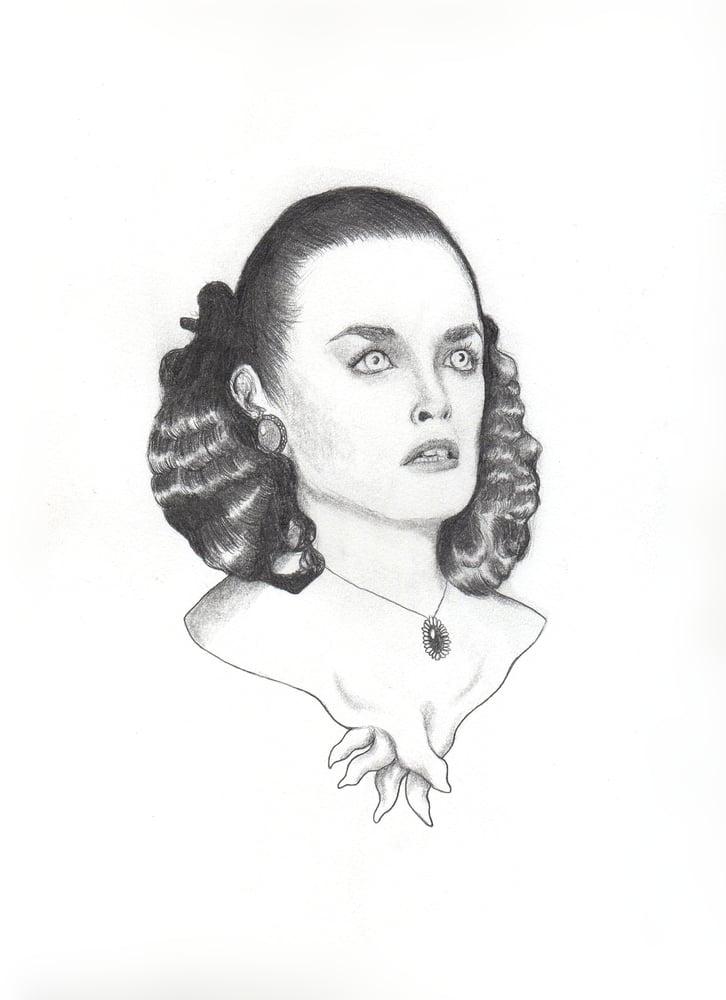Image of Diana Salazar (Print)