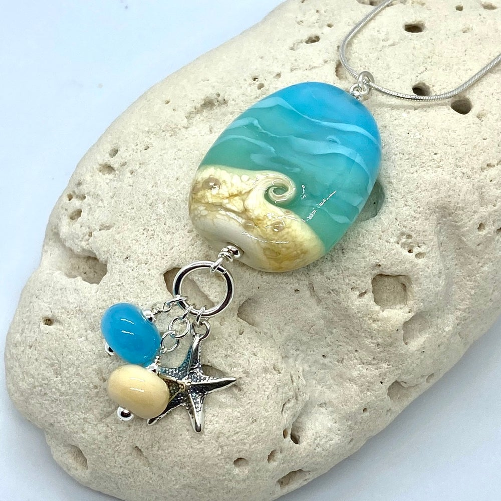 Image of Beach Dangle Necklace