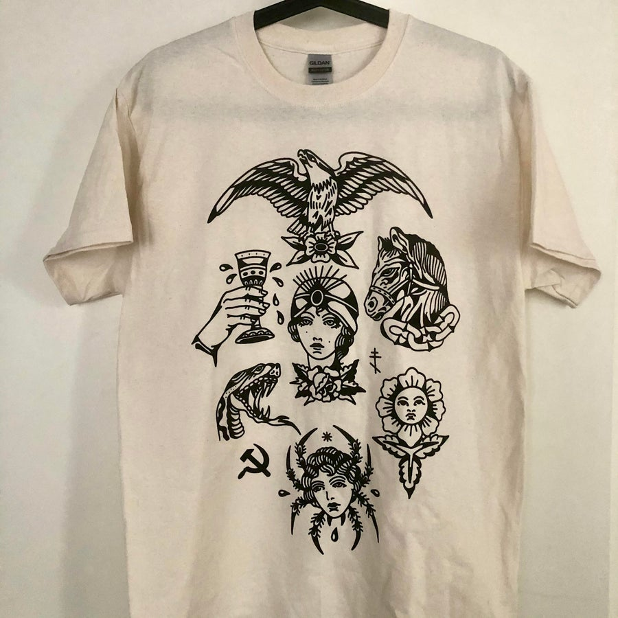 Image of FLASH SHEET TEE