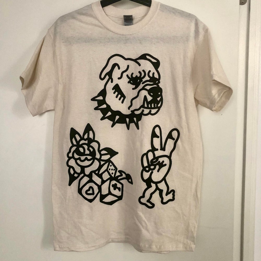 Image of BULLDOG TEE