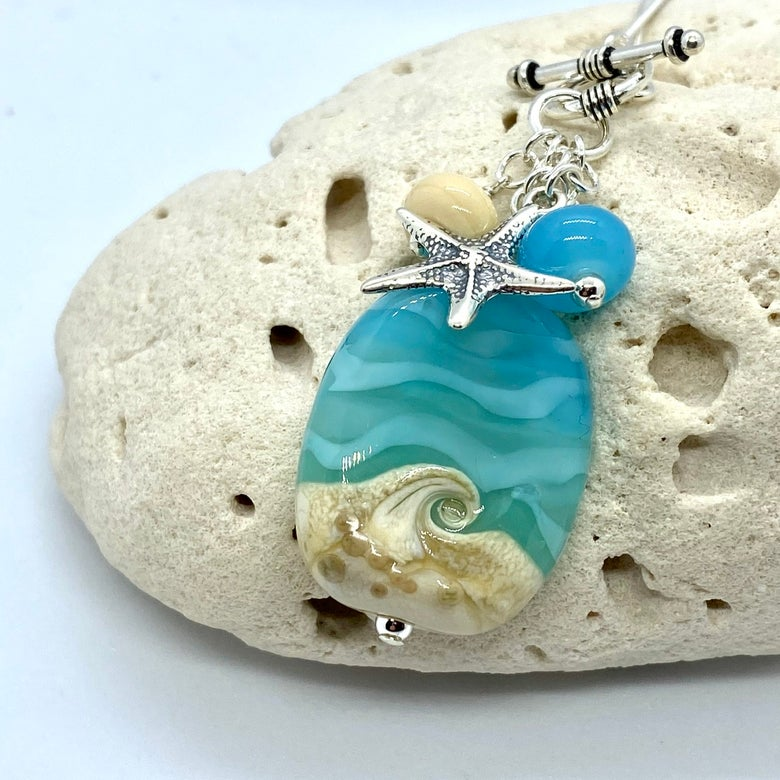 Image of Beach Toggle Necklace