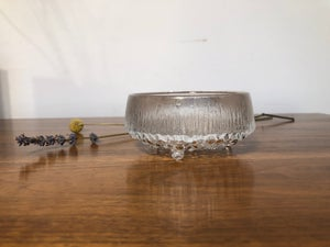 Tapio Wirkkala Glass Dish for Littala
