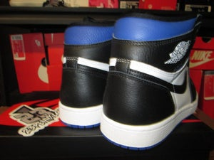 "Image of Air Jordan I (1) Retro High OG ""Royal Toes"""