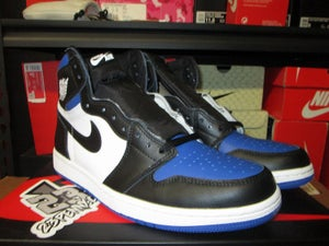 "Image of Air Jordan I (1) Retro High OG ""Royal Toes"""