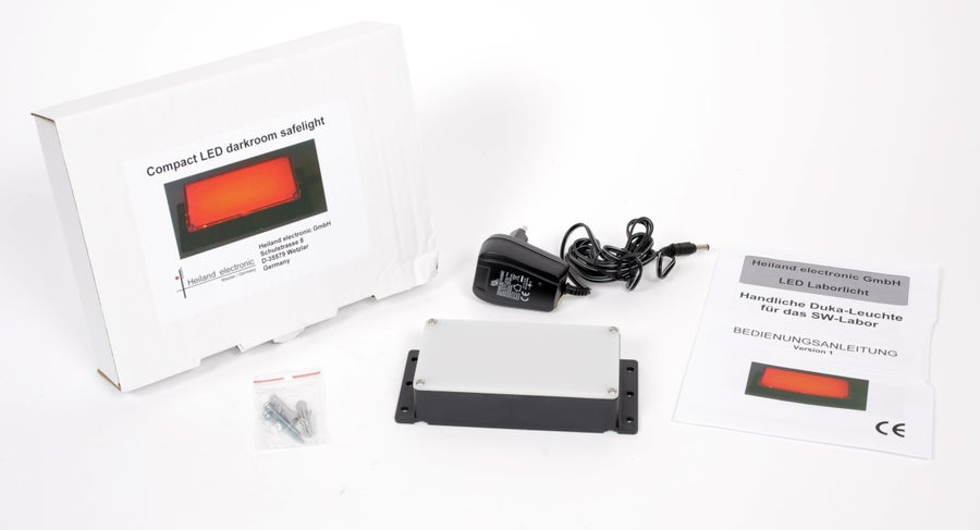 Image of Heiland Darkroom safelight (SMALL)