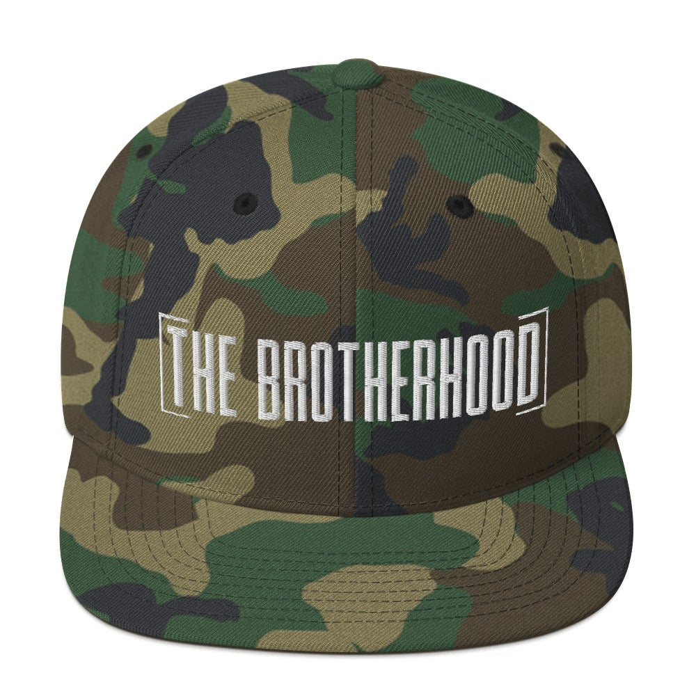 Image of The Brotherhood Snapback Hat