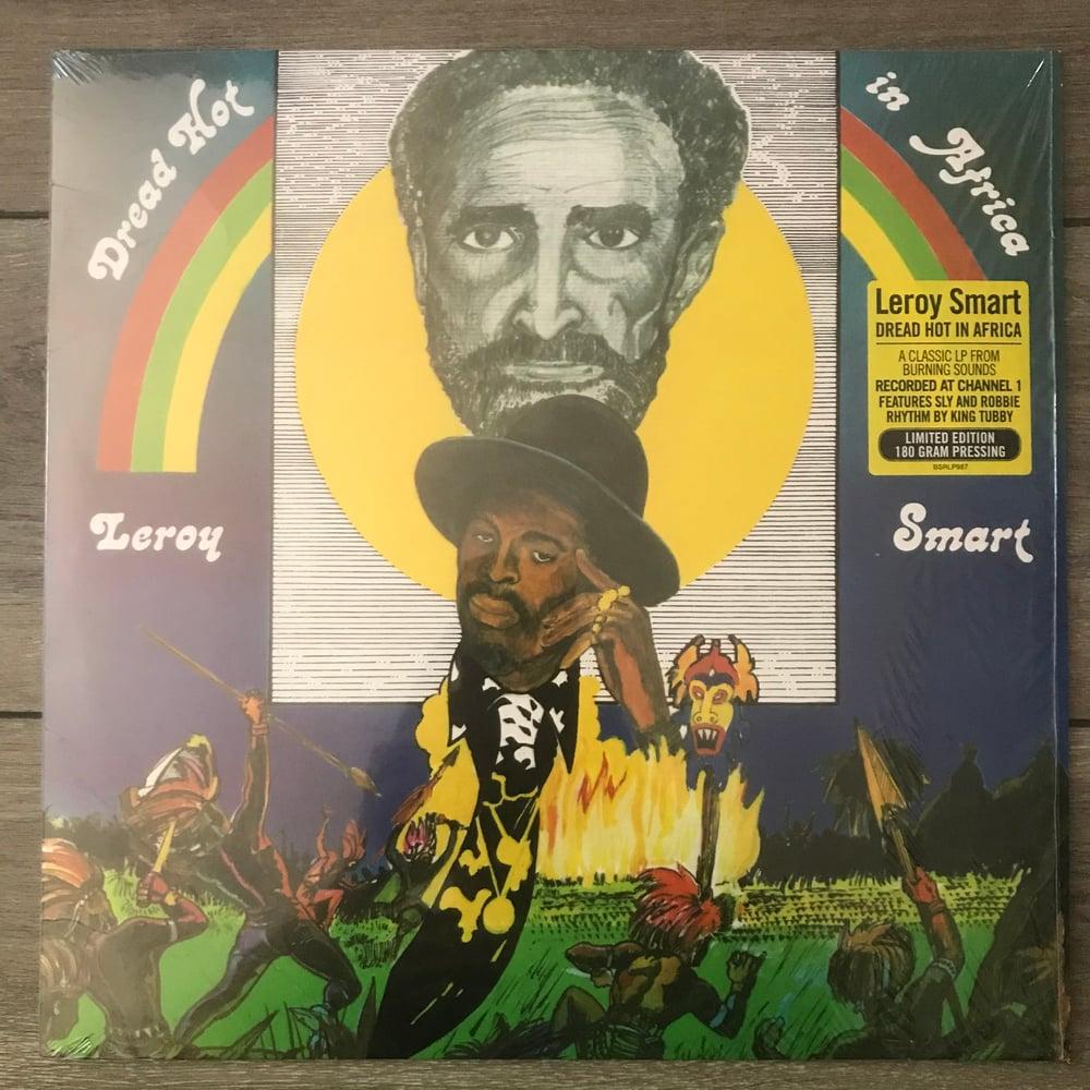 Image of Leroy Smart - Dread Hot In Africa Vinyl LP
