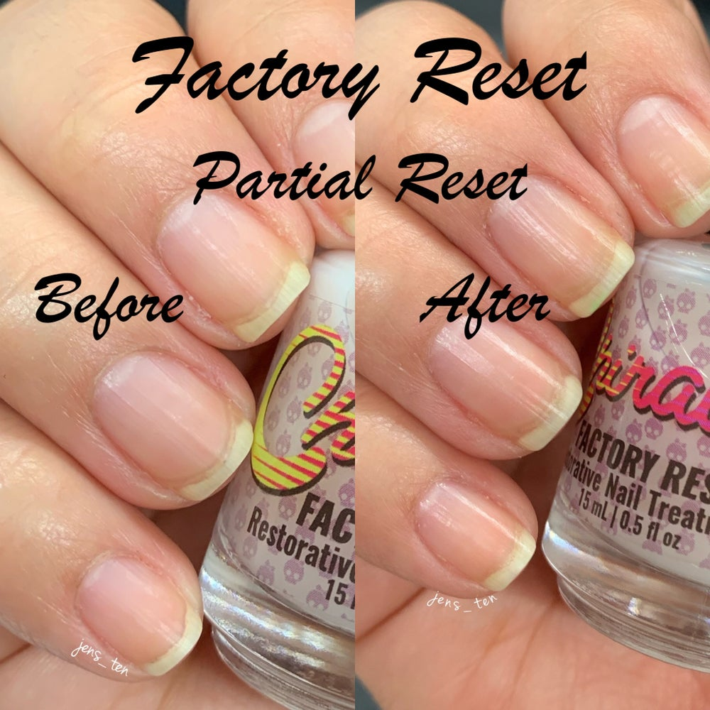 Image of Factory Reset - Restorative Nail Treatment