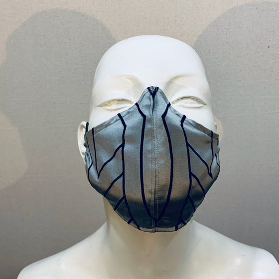 Image of Couture  Mask: Steel  II