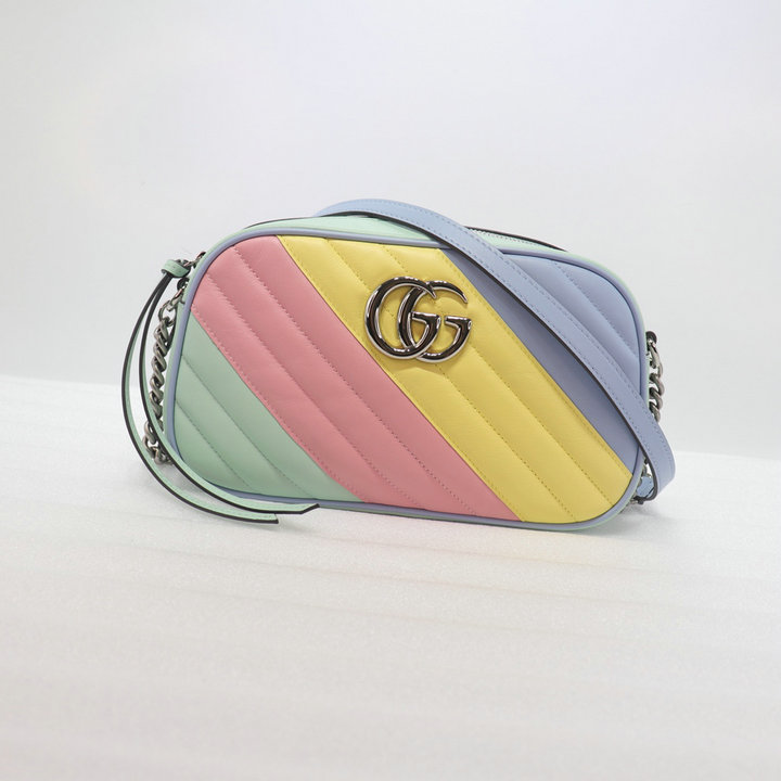 Image of GG Marmont Shoulder Bag